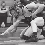 SGCHS wrestlers see early success