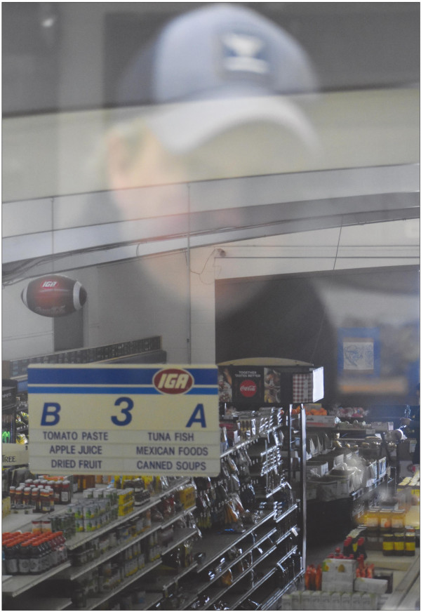 Big T IGA finds new way to stock shelves