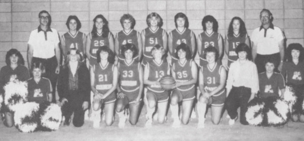 Campbell recalls playing on last girls state champs in the early '80s